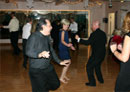 Vito Magrone social dancing at Ballroom City in Villa Park during one of the events he hosted.